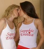 Sapphic Erotica youthful lesbian girls