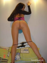 Only Hot Asses! Girls On All Fours Showing Asshole and Pussy