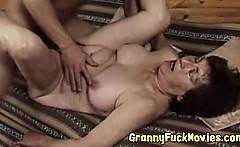 Hardcore Granny Fucking