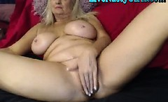 Mature Grandma Nasty Webcam Show 1