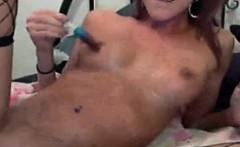 Sexy Skinny Teen In Stockings