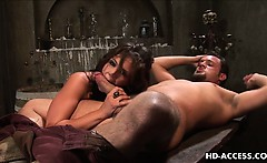 tory lane takes a monster up her ass