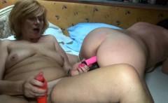 Very old Granny masturbate