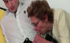 Mature woman seduces her in law