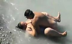 Fat Girl Getting Fucked In The Sea