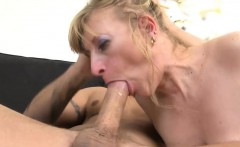 old horny mom teaches her sexy young son