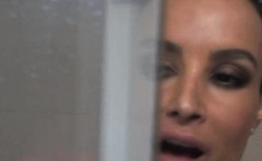 sexy milf stepmom busts daughters boyfriend spying