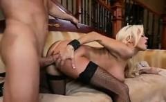 Blonde Russian Stripper