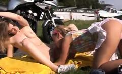 Young lezzie biker girls