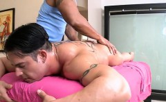 Sexual massage session