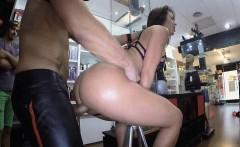 Franceska Jaimes Is Horny And Ready For Action!