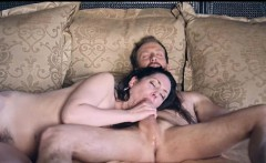 nasty sarah shevon all holes fucked hard with her customer