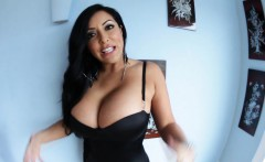 Latinas jugs spunked on