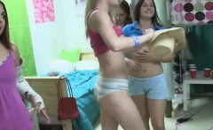 College Girls Twerk Pretty Asses In Panties At Party