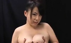 Squeeze Them Large Japanese Breasts