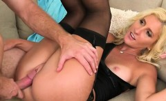 MILF Mckenzi Reynolds Gets Penetrated By One Monster Dick