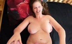 Hot chick Blowjob titfuck and cumshot