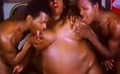 Fat Black Slut Craves Big Black Cock