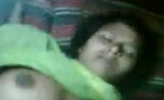 Indian Housewife Being Fucked By Her Man