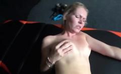 MallCuties - Blonde amateur girl cheats on her boyfriend