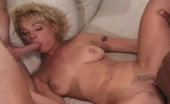 billie britt is a blonde whore who loves cock. she gets with