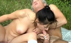 pickup for outdoor threesome