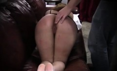 spanking and anal training for my sub norah