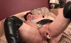 Redhead mature blowing hard dick with lust
