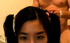 Chinese Girl And Her Boyfriend Fuck