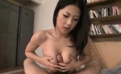 Dirty threesome porn along busty Satomi Suzuki