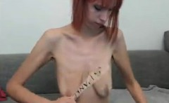Slut With Very Saggy Breasts