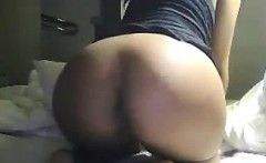 Cute Ebony Girl Teasing