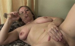 housewife crying after emotional orgasm