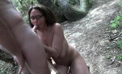 French wife Gladys suck strangers dicks