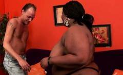 Hunting black BBW - Mission accomplished