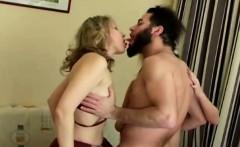 Mature giving sex lesson