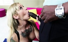 Alluring and blondie Kleio gets fucked