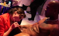 Spicy kittens get fully insane and nude at hardcore party