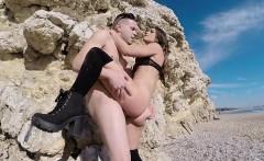 Fucking at the beach! pb13824