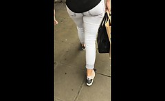Female Jeans Ass