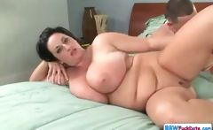 BBW Nasty Cougar Fucking Young Guy
