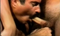 Gorgeous Boy Has A Horny Daddy Plowing His Tight Anal Hole From Behind
