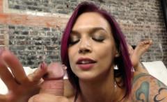 milf anna bell peaks milking a cock