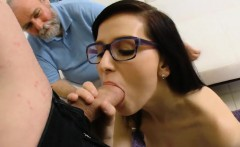 boyfriend assists with hymen examination and drilling of vir