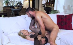 brazzers hot milf brandi love gets some you