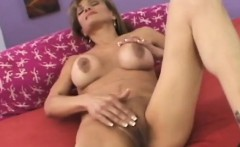 blonde granny cant get her hands of his big cock