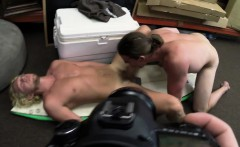 Straight surfer assfucked by pawnbrokers