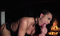 Aidra Fox fucked while in blindfold