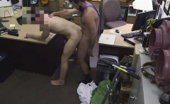 Pawnshop staff gets fucked by old cock