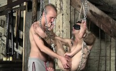 Asian gay bondage brothels first time Sling Sex For Dan Jenk